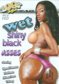 Wet Shiny Black Asses Porn Video