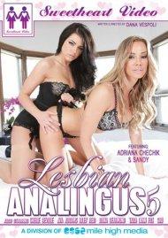 Lesbian Analingus 5