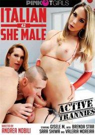 Italian She Male #42 Porn Video
