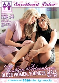 Lesbian Adventures: Older Women Younger Girls Vol. 10 Porn Video