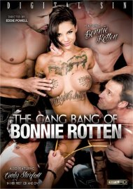 Gang Bang Of Bonnie Rotten, The Porn Video