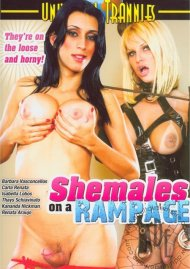 Shemales On A Rampage Porn Video