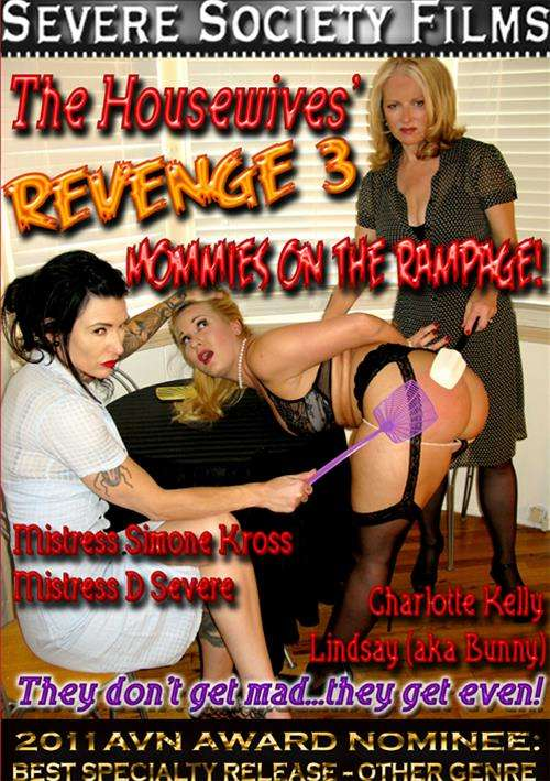 The Housewives' Revenge 3 Boxcover