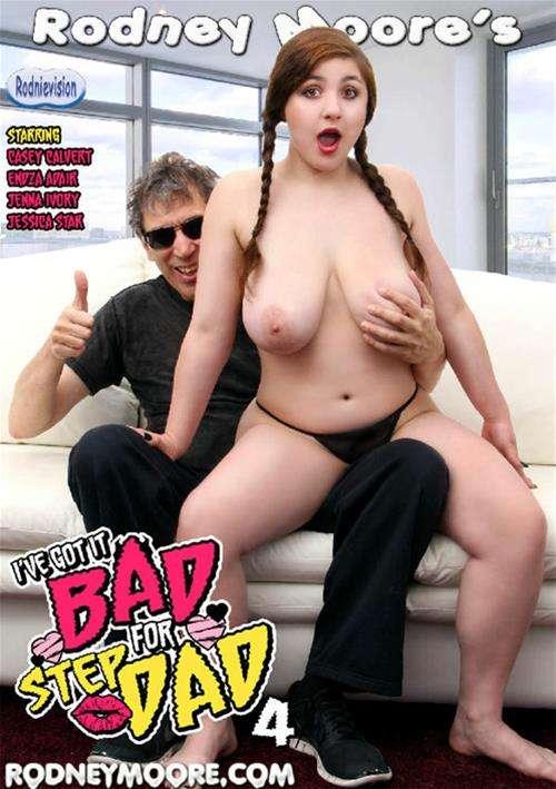 I've Got It Bad For Step-Dad 4