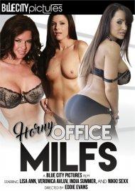 Horny Office MILFs Porn Video