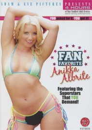 Buy Fan Favorite: Anikka Albrite