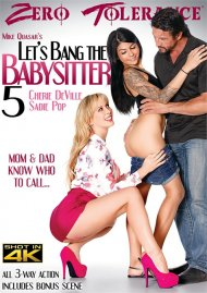 Let's Bang The Babysitter 5 Porn Video