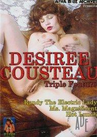 Desiree Cousteau Triple Feature