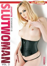 Annette Schwarz is Slutwoman Vol. 2 Porn Video