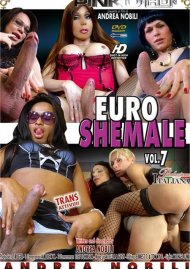 Euro Shemale Vol. 7 Porn Video