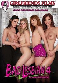 Bad Lesbian 4: Older/Younger Porn Movie