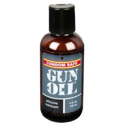 Gun Oil Lubricant - 4 oz.