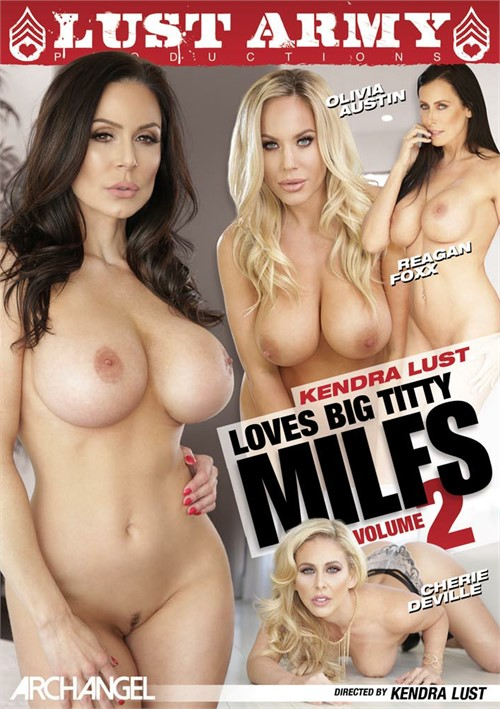 Kendra Lust Loves Big Titty MILFS Vol. 2