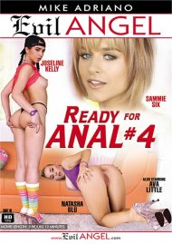 Ready For Anal #4 Porn Video