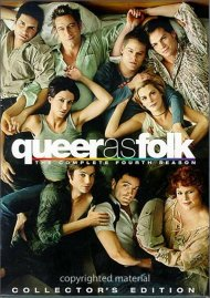 Queer As Folk: The Complete Fourth Season