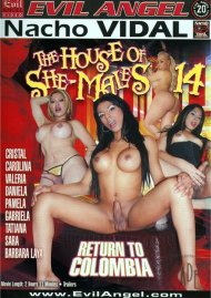 House Of She-Males 14 Porn Video