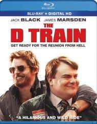 D Train, The (Blu-ray + UltraViolet)