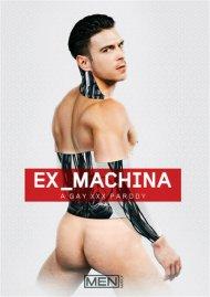 Ex_Machina: A Gay XXX Parody