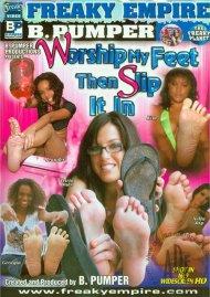 Worship My Feet Then Slip It In