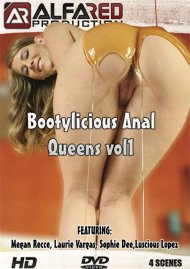 Buy Bootylicious Anal Queens Vol. 1