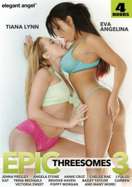 Epic Threesomes 3 Porn Movie