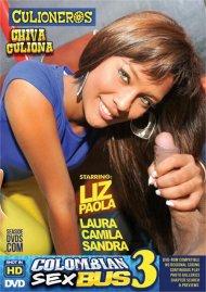 Colombian Sex Bus Vol. 3