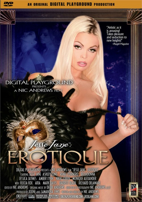 Jesse Jane Erotique