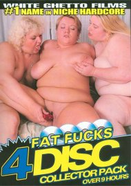 Fat Fucks: 4 Disc Collectors Pack