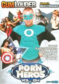 Porn Heros Vol. 4 Porn Video