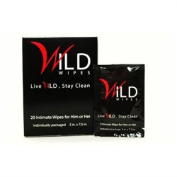 Wild Wipes - 20 pack