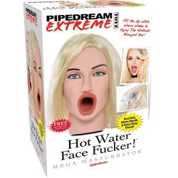 Pipedream Extreme Toys: Hot Water Face Fucker - Blonde