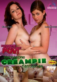 Threesome Creampie Fantasies Porn Movie