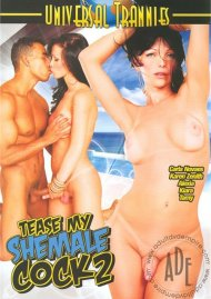 Tease My Shemale Cock 2 Porn Video