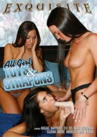 All Girl Toys & Strapons