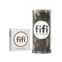fifi: Commando Camoflague