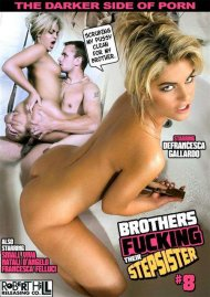 Brothers Fucking Their Stepsister #8