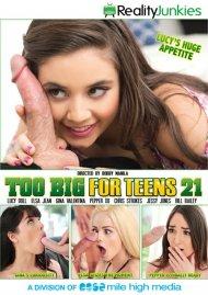 Too Big For Teens 21