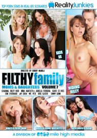 Filthy Family Vol. 7: Moms & Daughters Porn Video