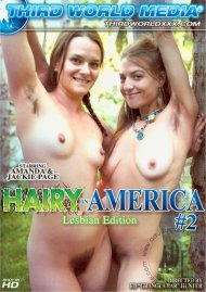 Hairy In America #2: Lesbian Edition