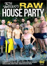 Seth Santoro's Raw House Party Porn Video