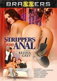 Strippers Love Anal Porn Movie