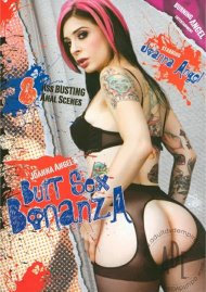 Joanna Angel's Butt Sex Bonanza