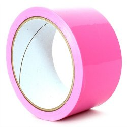 Fetish Fantasy Pleasure Tape - Pink
