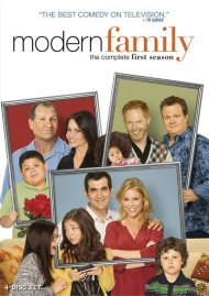 Modern Family: The Complete First Season Porn Movie