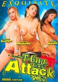 T-Girl Cock Attack Vol. 2 Porn Video