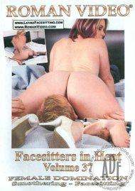 Facesitters In Heat Vol. 37