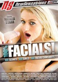 100% Facials Porn Video