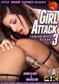 Girl Attack 3: Lesbian MILFs Attack