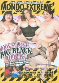 Mondo Extreme 92: BBW's Love Big Black Dick Porn Video