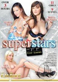 Superstars: First Scenes Porn Video